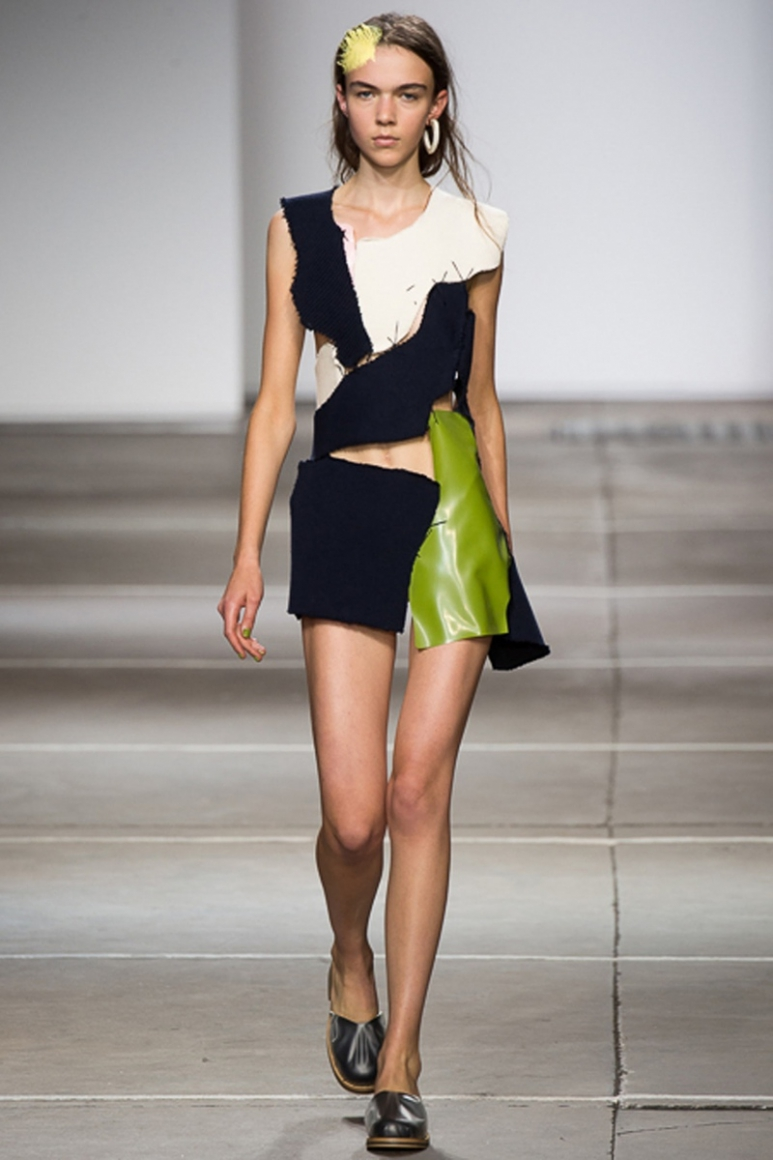 Fashion East весна-лето 2015 #45