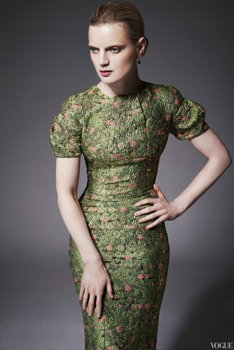 Zac Posen Resort 2015 #14