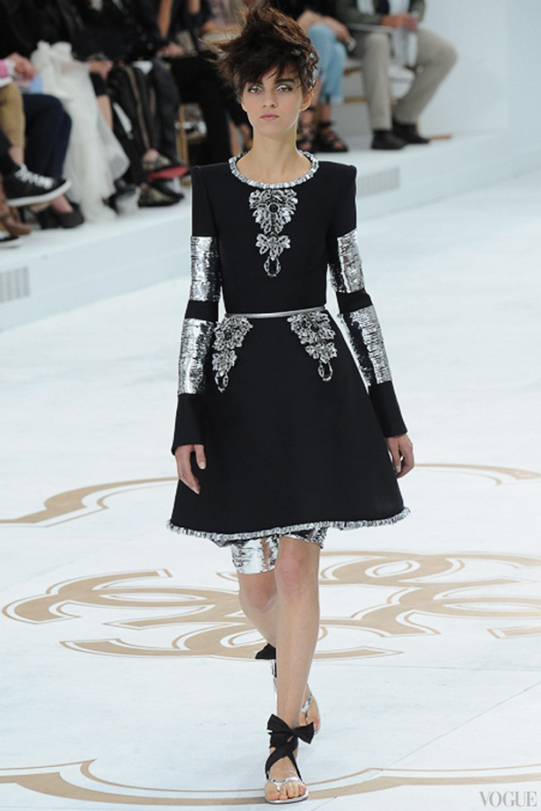 Chanel Couture осень-зима 2014/2015 #29