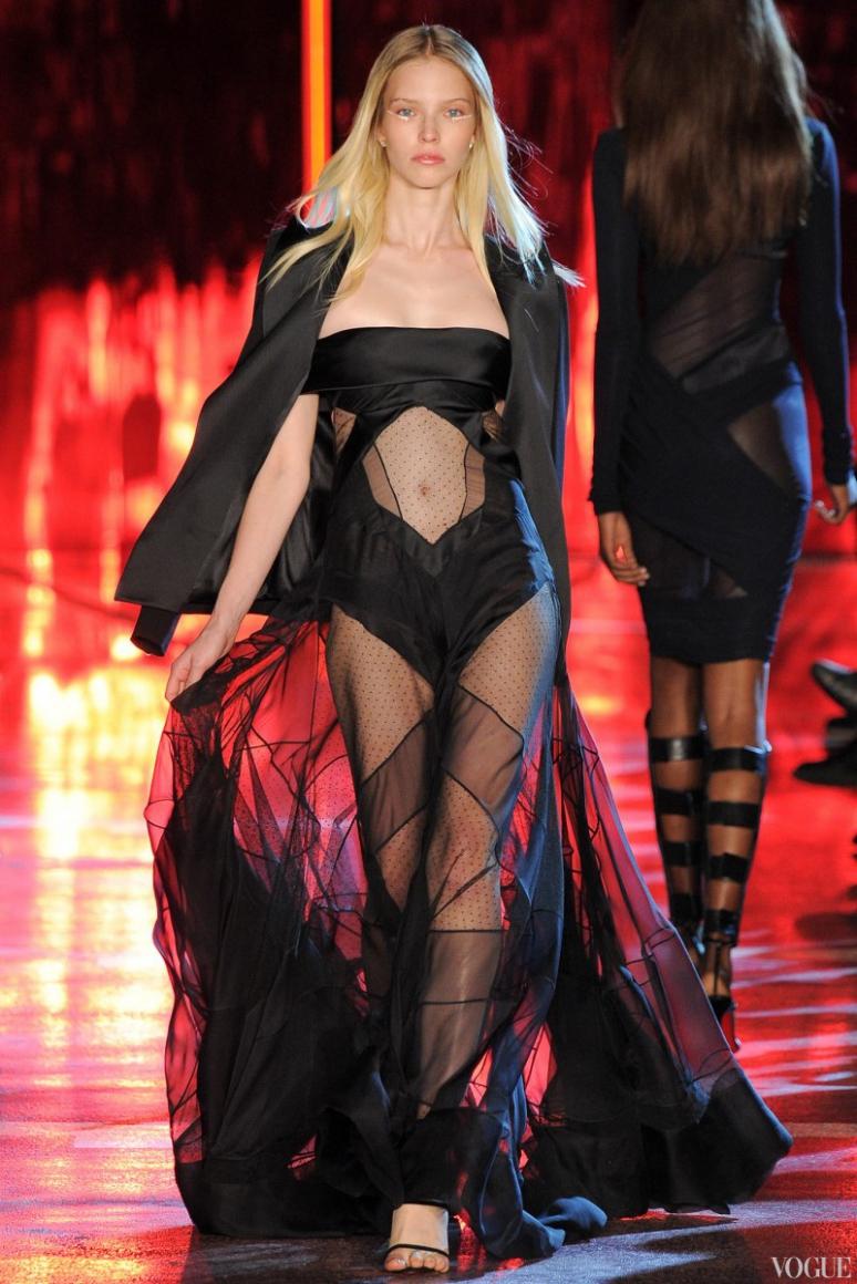 Alexandre Vauthier Couture осень-зима 2014/2015 #12