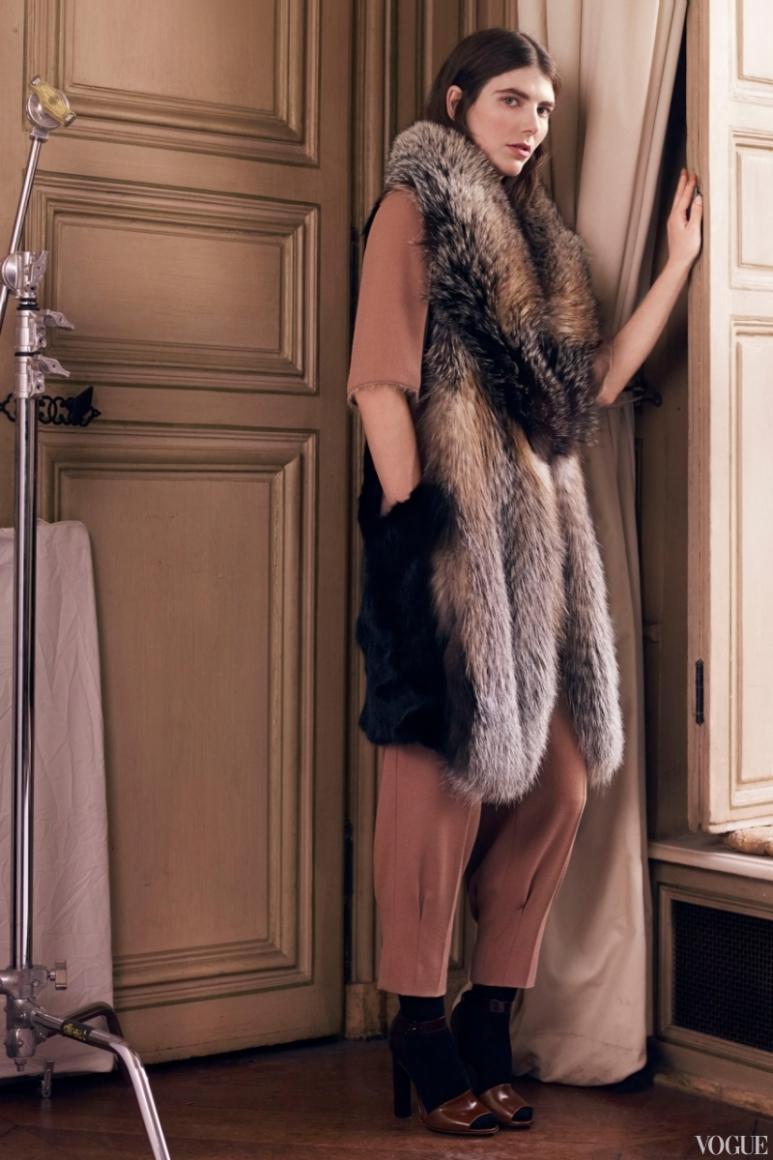 Sonia Rykiel Couture весна-лето 2013 #6