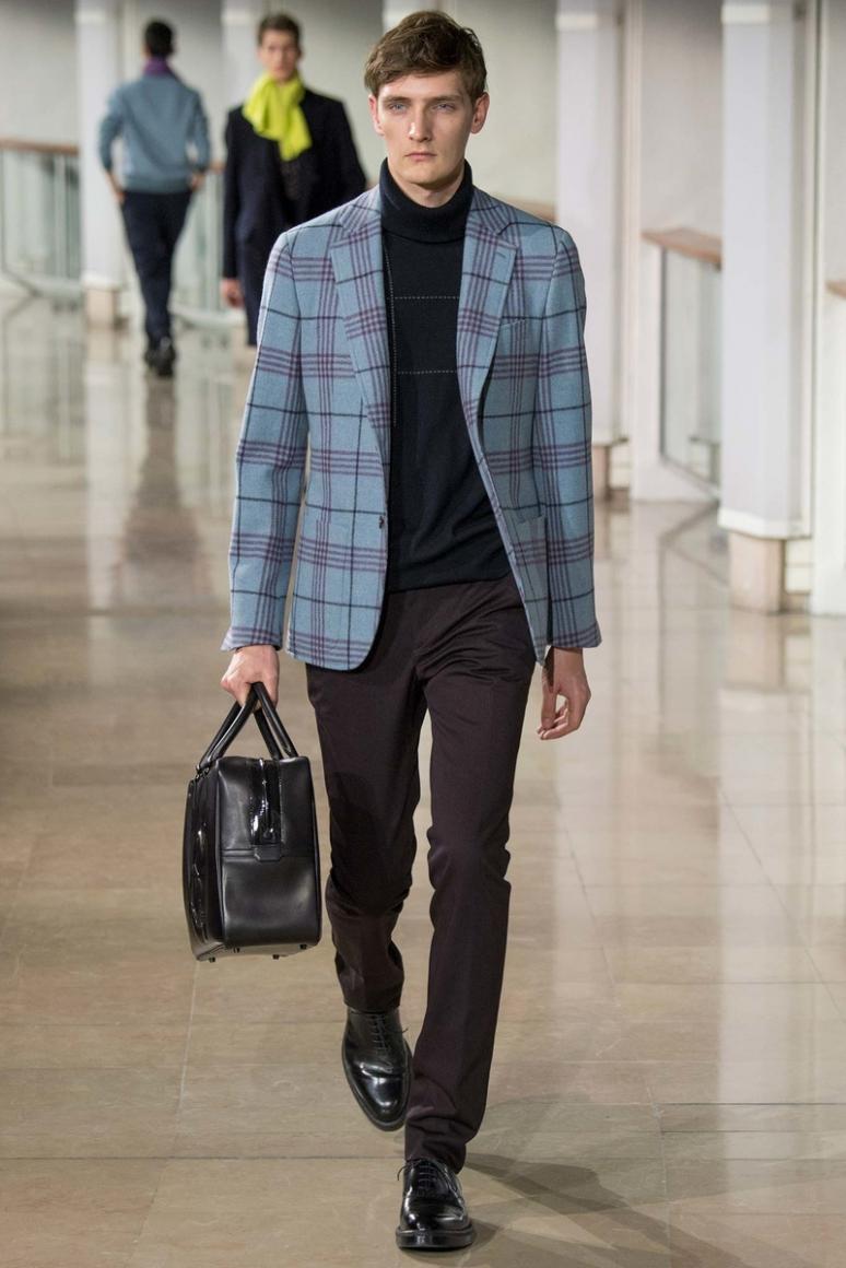 Hermes Menswear осень-зима 2015/2016 #19