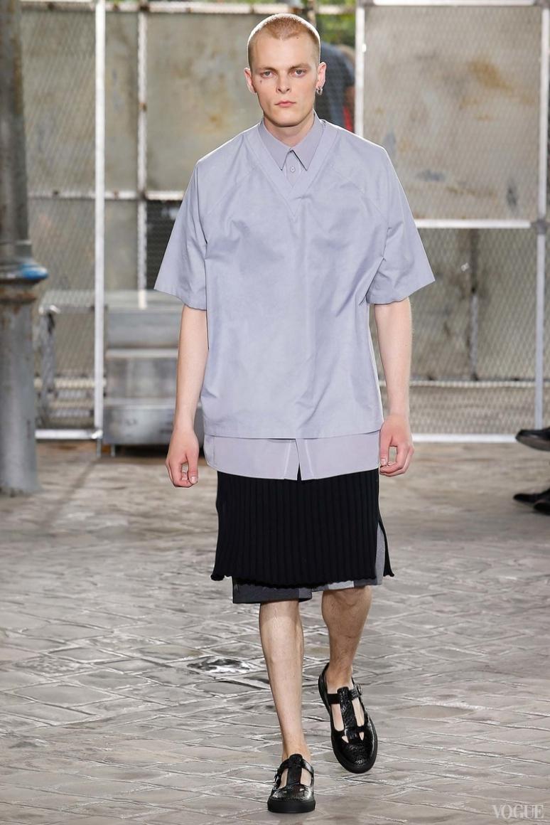 Givenchy Menswear весна-лето 2016 #42