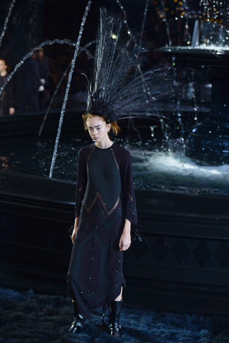 Louis Vuitton весна-лето 2014 #33