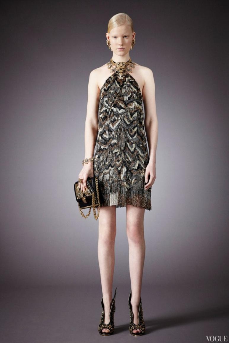 Roberto Cavalli Couture весна-лето 2013 #3