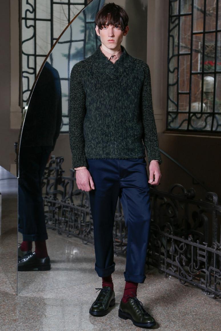 Iceberg Menswear осень-зима 2015/2016 #19