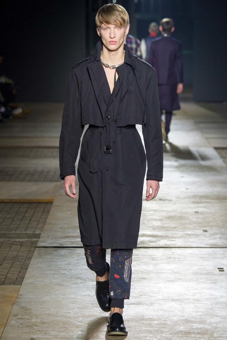 Dries van Noten Menswear осень-зима 2015/2016 #17