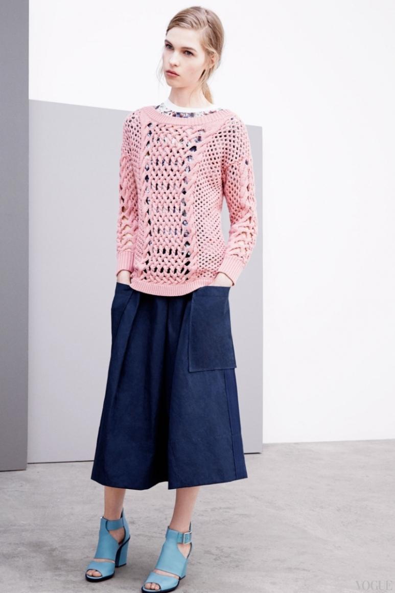 Rebecca Taylor Couture весна-лето 2013 #8