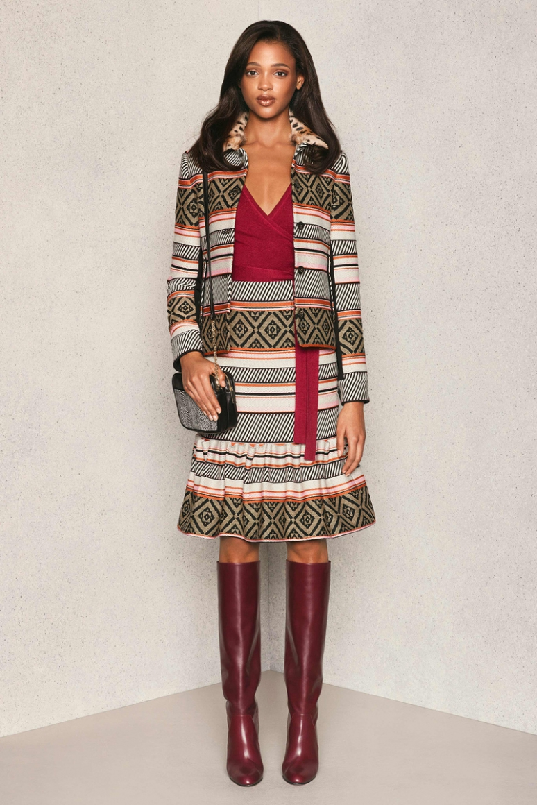 Diane Von Furstenberg Pre-Fall 2015 #20