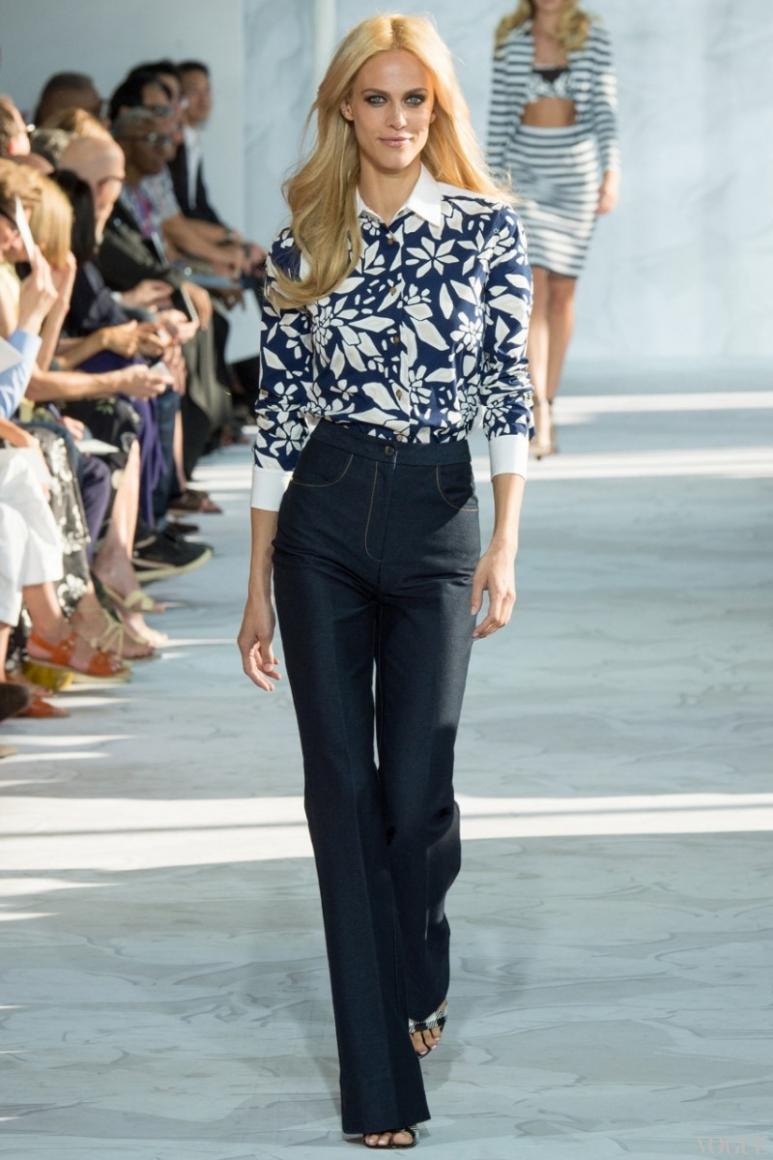 Diane Von Furstenberg весна-лето 2015 #21