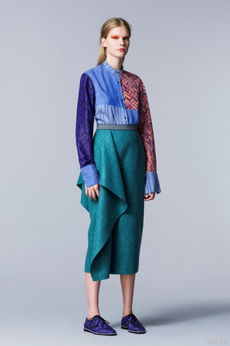 Roksanda Couture весна-лето 2013 #10