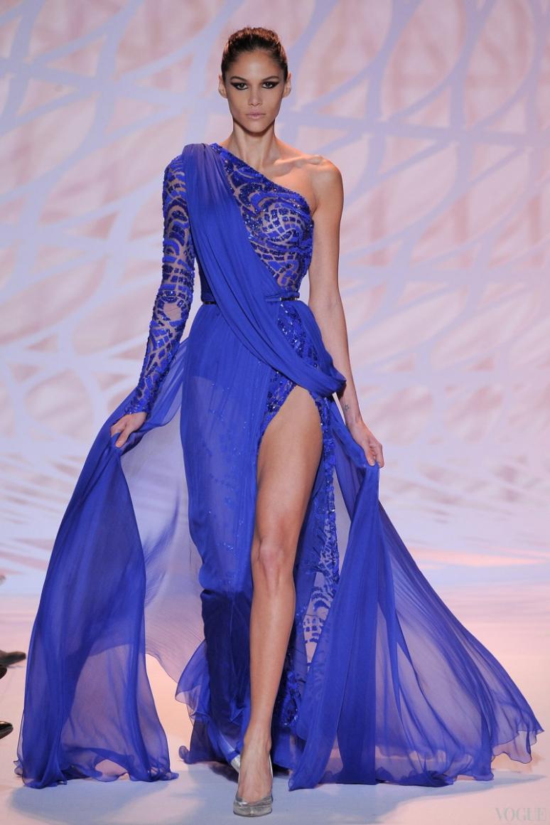 Zuhair Murad Couture осень-зима 2014/2015 #17