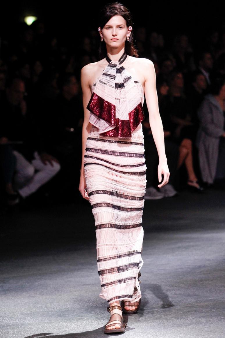 Givenchy весна-лето 2014 #11