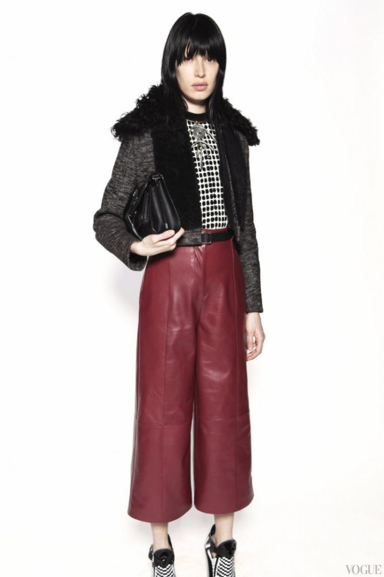 Proenza Schouler Couture весна-лето 2013 #11