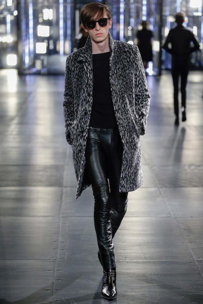 Saint Laurent Menswear осень-зима 2015/2016 #30