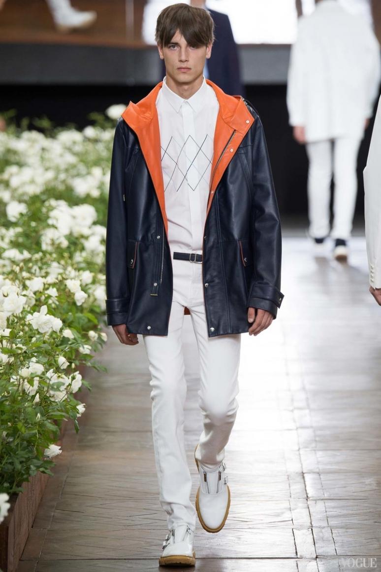 Dior Homme Menswear весна-лето 2016 #11