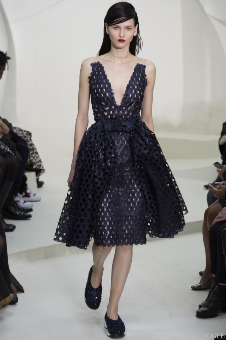 Christian Dior Couture весна-лето 2014 #33