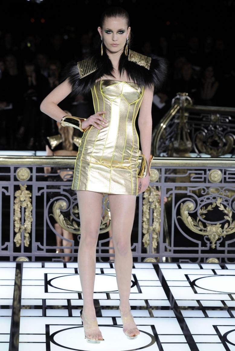 Atelier Versace Couture весна-лето 2013 #19
