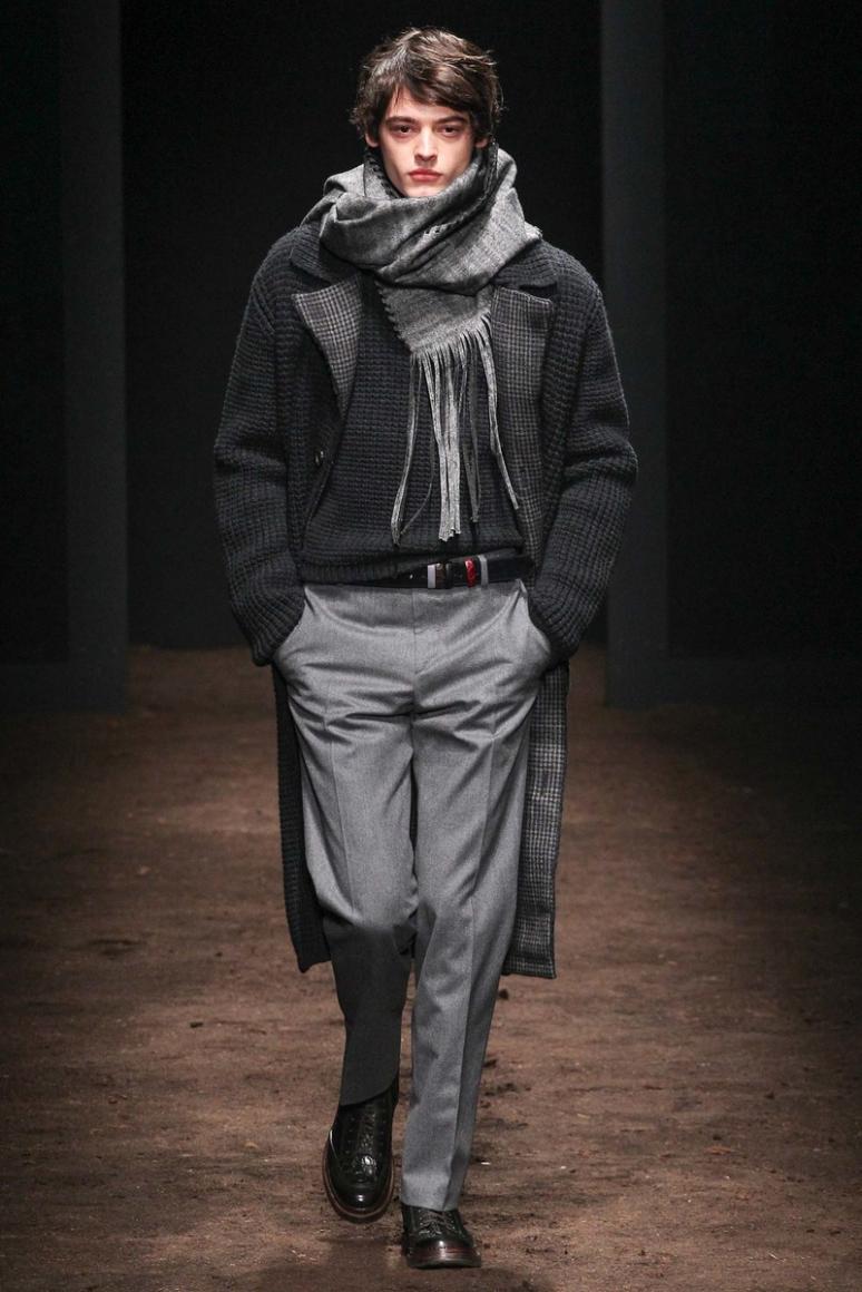 Salvatore Ferragamo Menswear осень-зима 2015/2016 #31