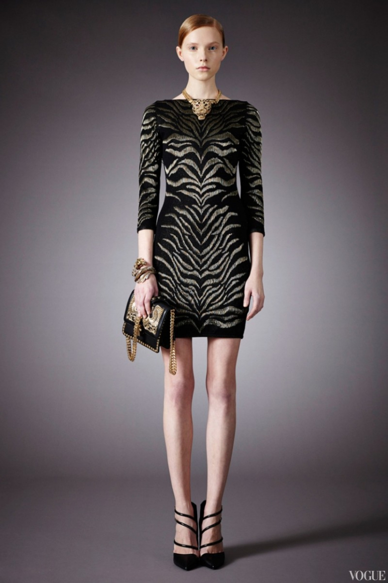 Roberto Cavalli Couture весна-лето 2013 #29