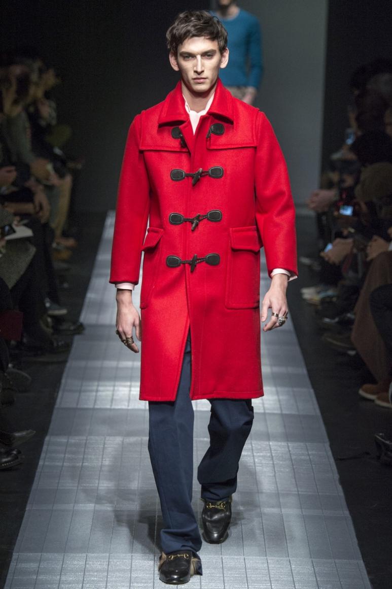Gucci Menswear осень-зима 2015/2016 #34