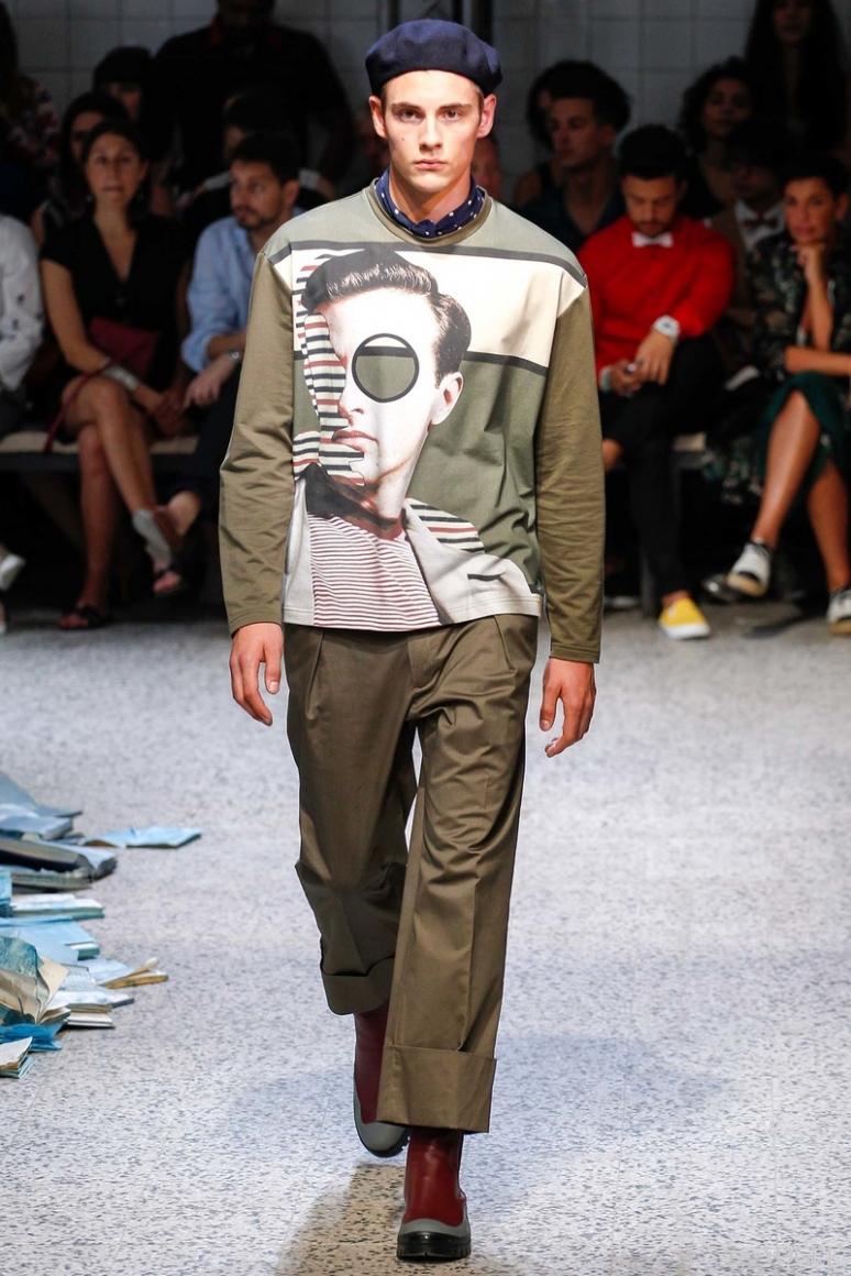 Antonio Marras Menswear весна-лето 2016 #13