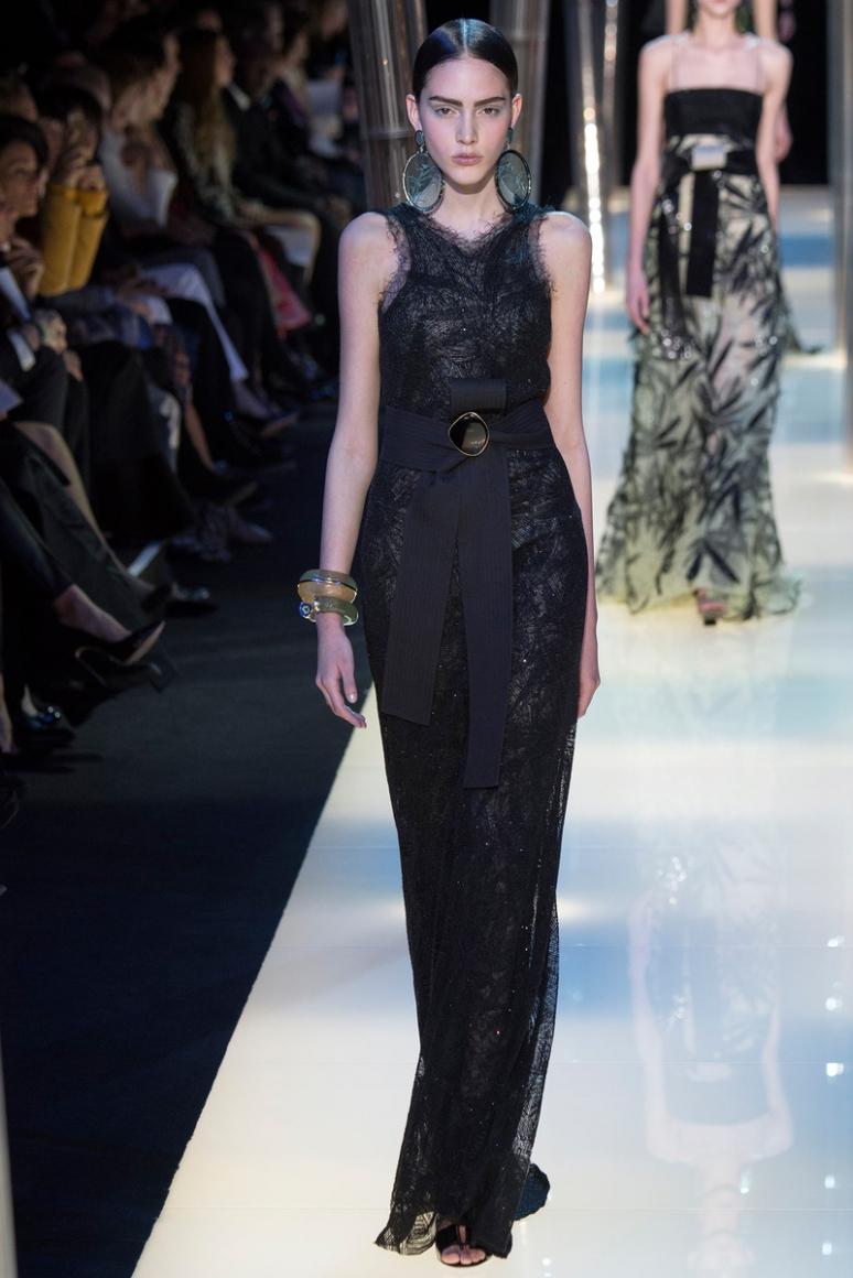 Armani Priv? Couture весна-лето 2015 #21