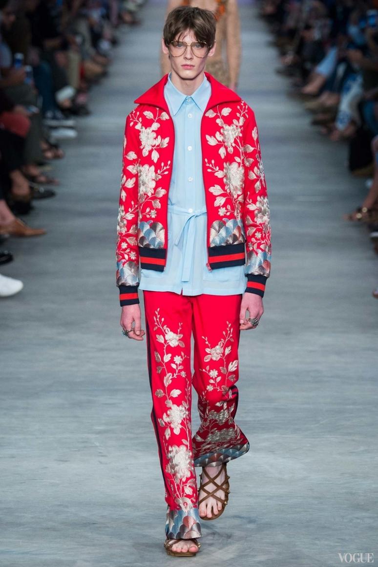 Gucci Menswear весна-лето 2016 #52