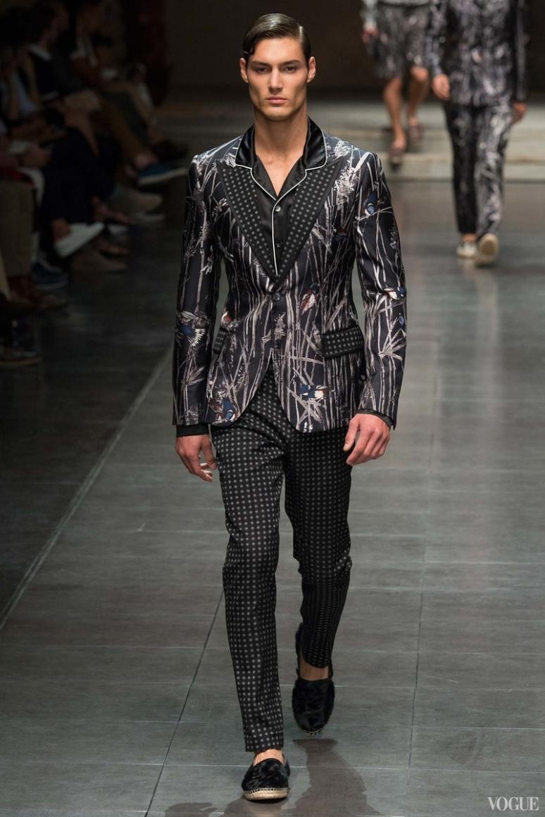 Dolce & Gabbana Menswear весна-лето 2016 #53