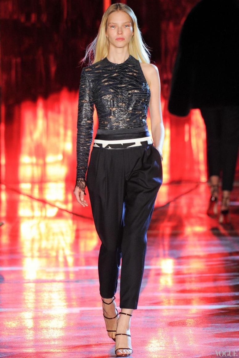 Alexandre Vauthier Couture осень-зима 2014/2015 #32