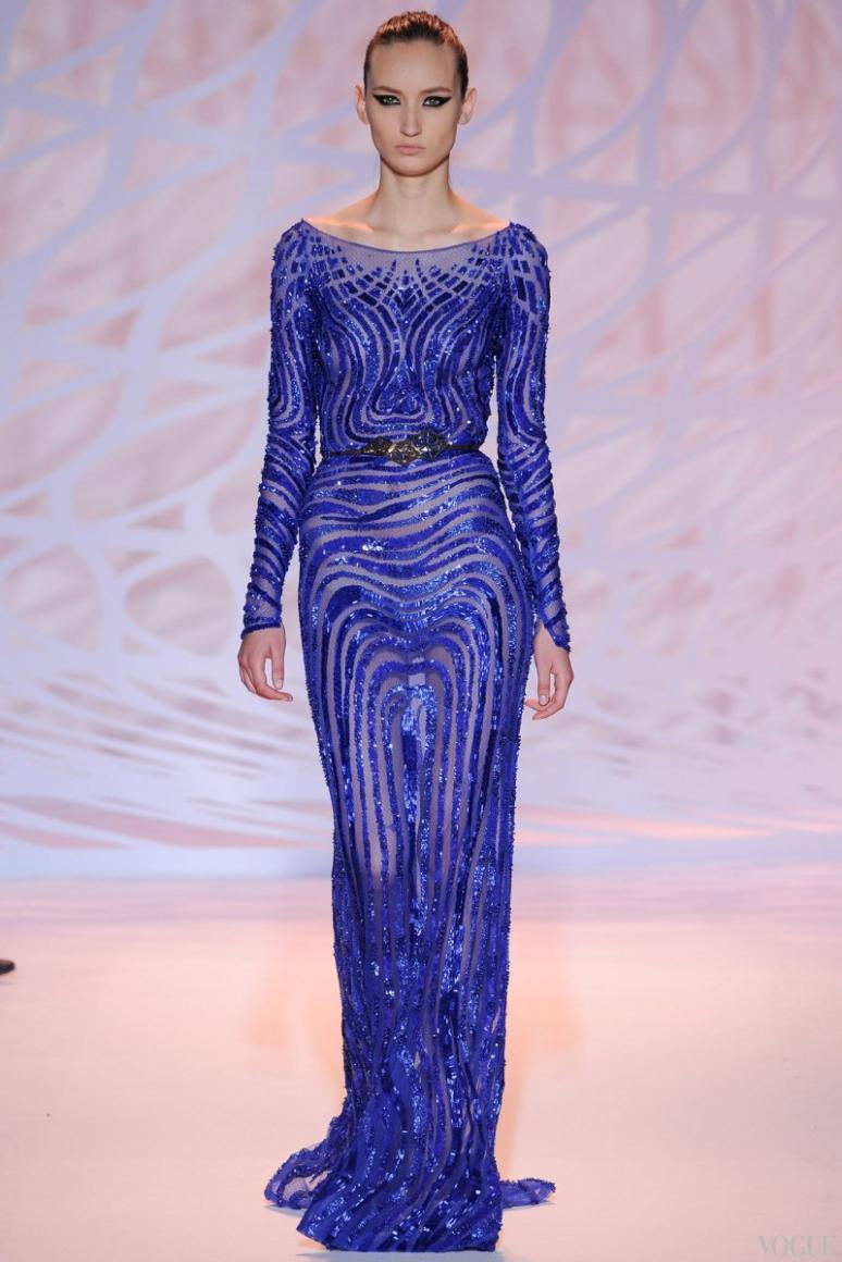 Zuhair Murad Couture осень-зима 2014/2015 #22