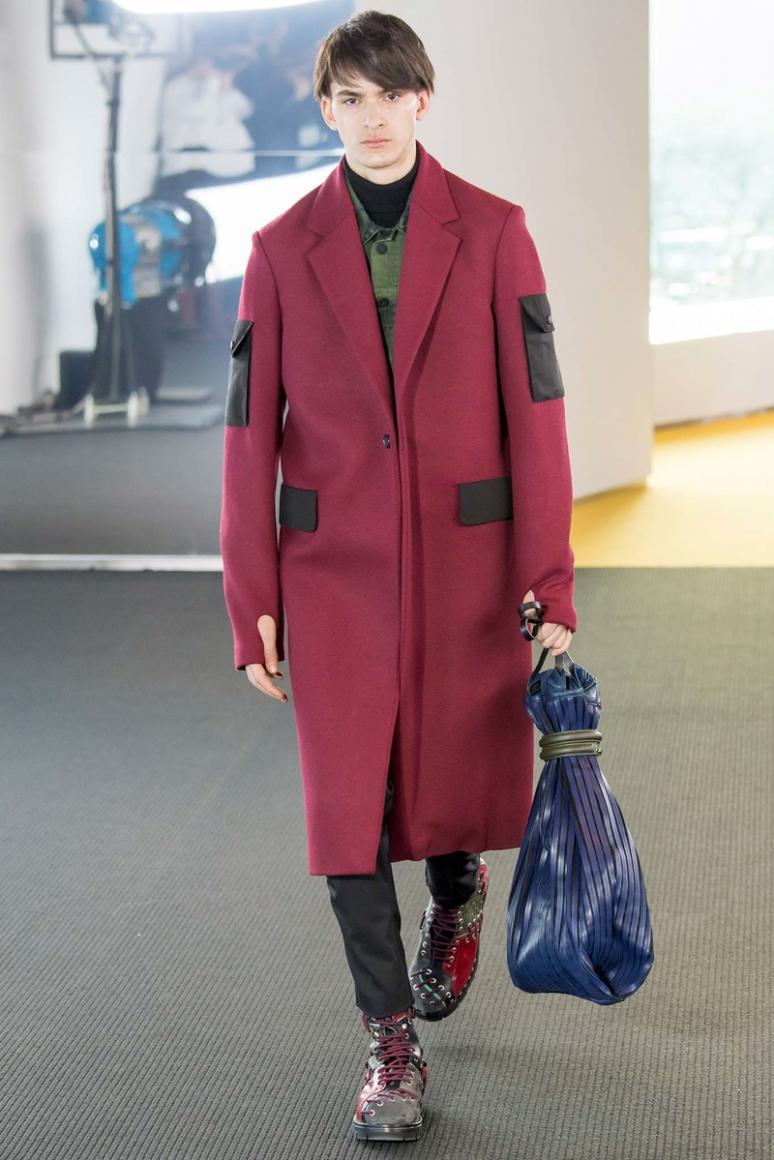 Kenzo Menswear осень-зима 2015/2016 #25