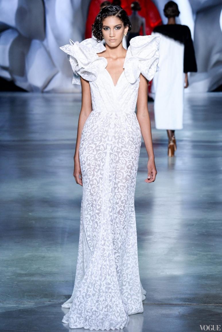 Ulyana Sergeenko Couture осень-зима 2014/2015 #40