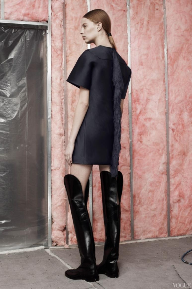 Alexander Wang Couture весна-лето 2013 #4