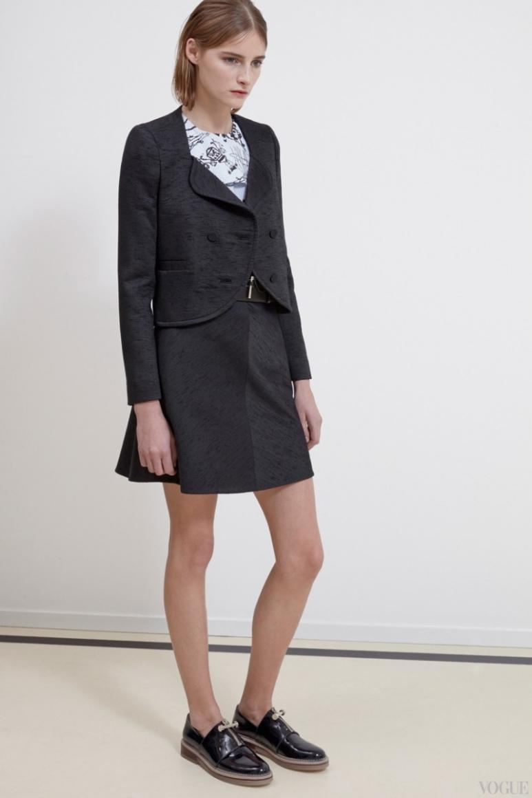 Carven Couture весна-лето 2013 #9