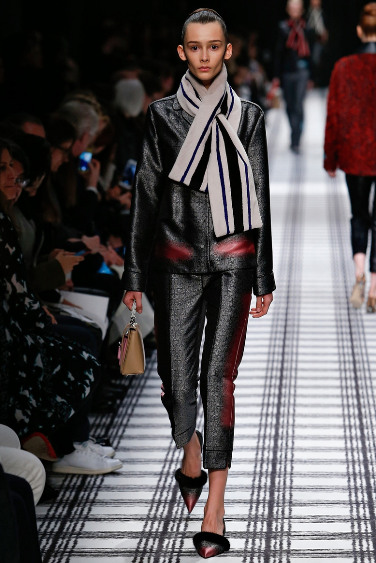 Balenciaga осень-зима 2015/2016 #20