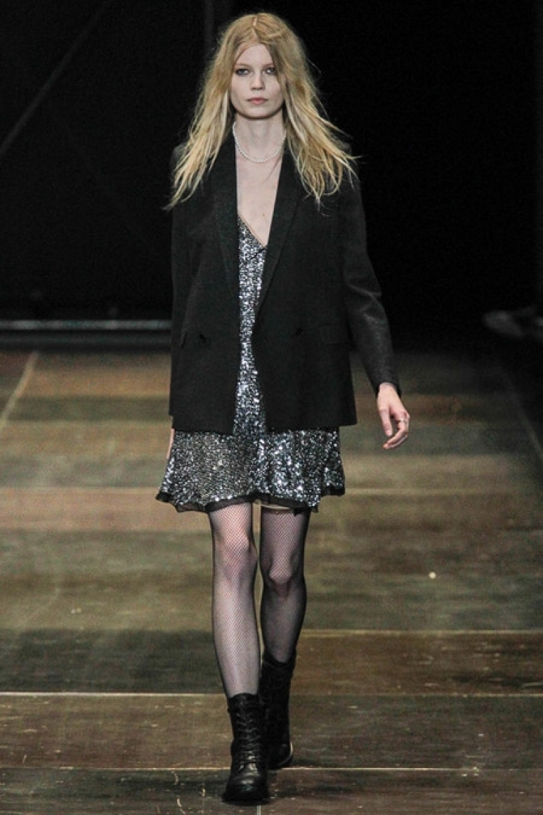 Saint Laurent осень-зима 2013/2014 #16