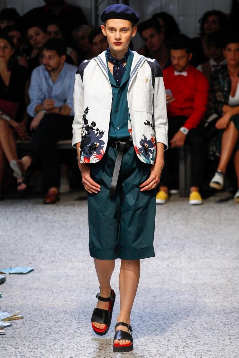 Antonio Marras Menswear весна-лето 2016 #4