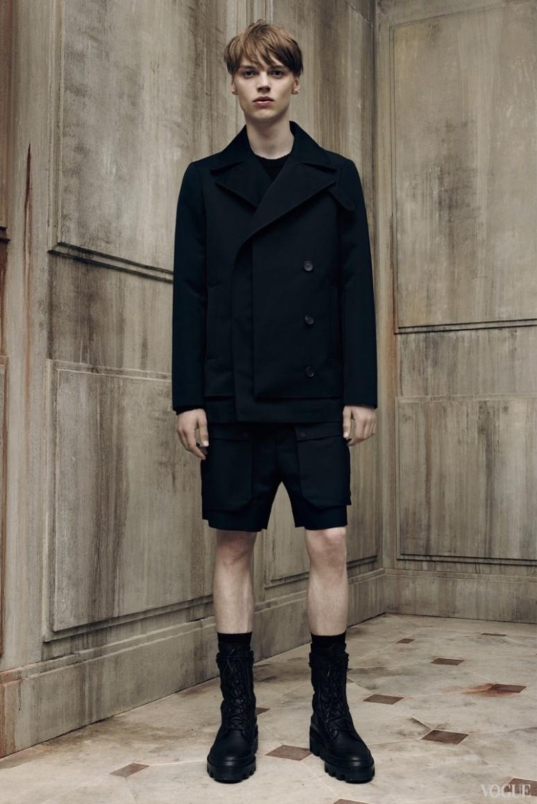 Balenciaga Menswear весна-лето 2016 #17
