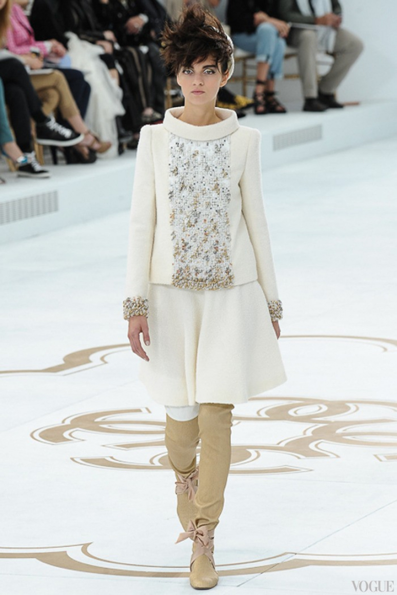 Chanel Couture осень-зима 2014/2015 #68