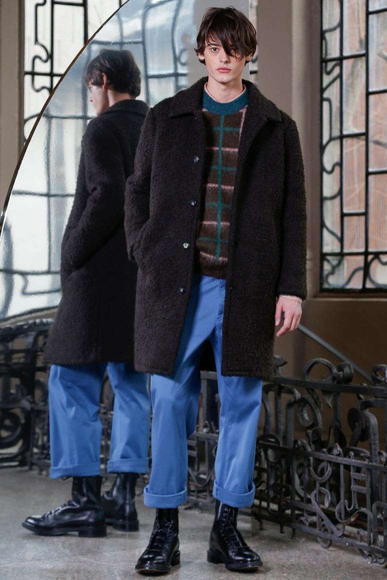 Iceberg Menswear осень-зима 2015/2016 #1