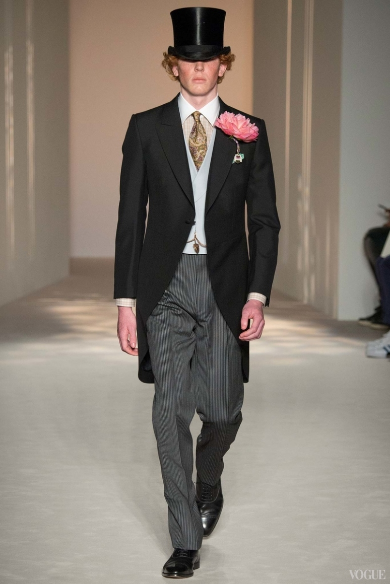 Dunhill Menswear весна-лето 2016 #35