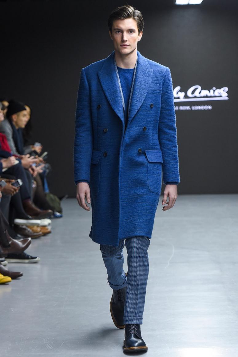 Hardy Amies Menswear осень-зима 2015/2016 #13
