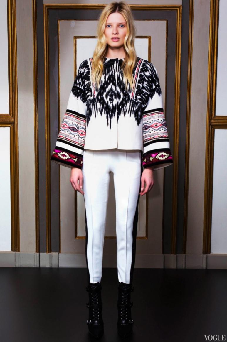 Emilio Pucci Couture весна-лето 2013 #35