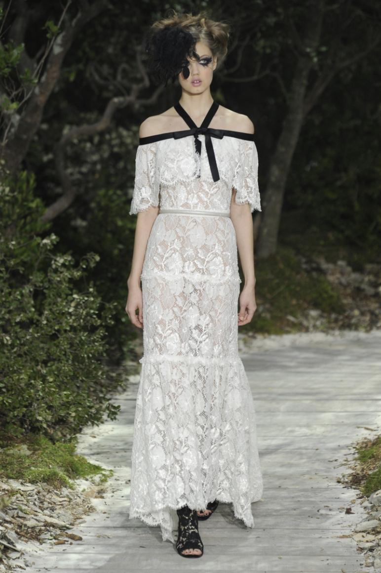 Chanel Couture весна-лето 2013 #45