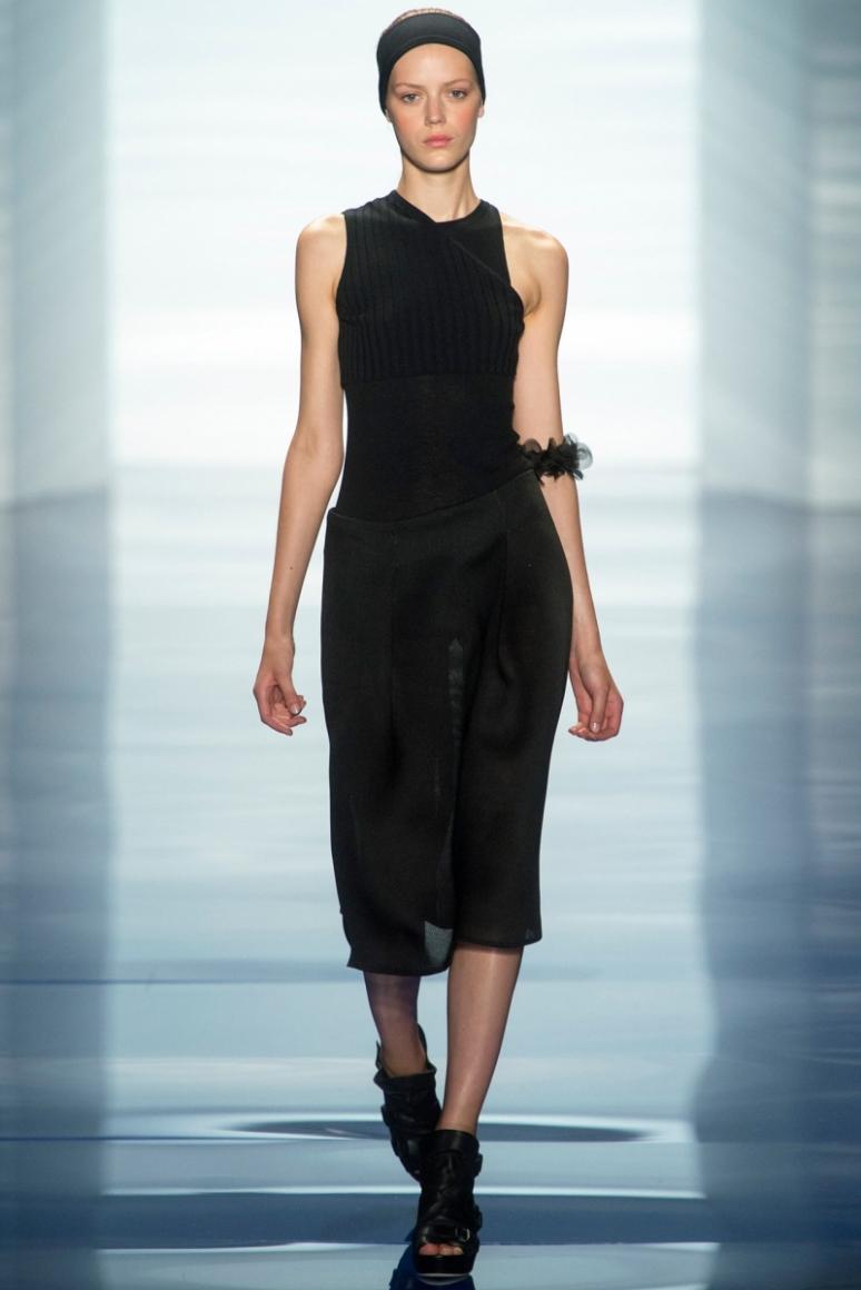 Vera Wang весна-лето 2014 #40