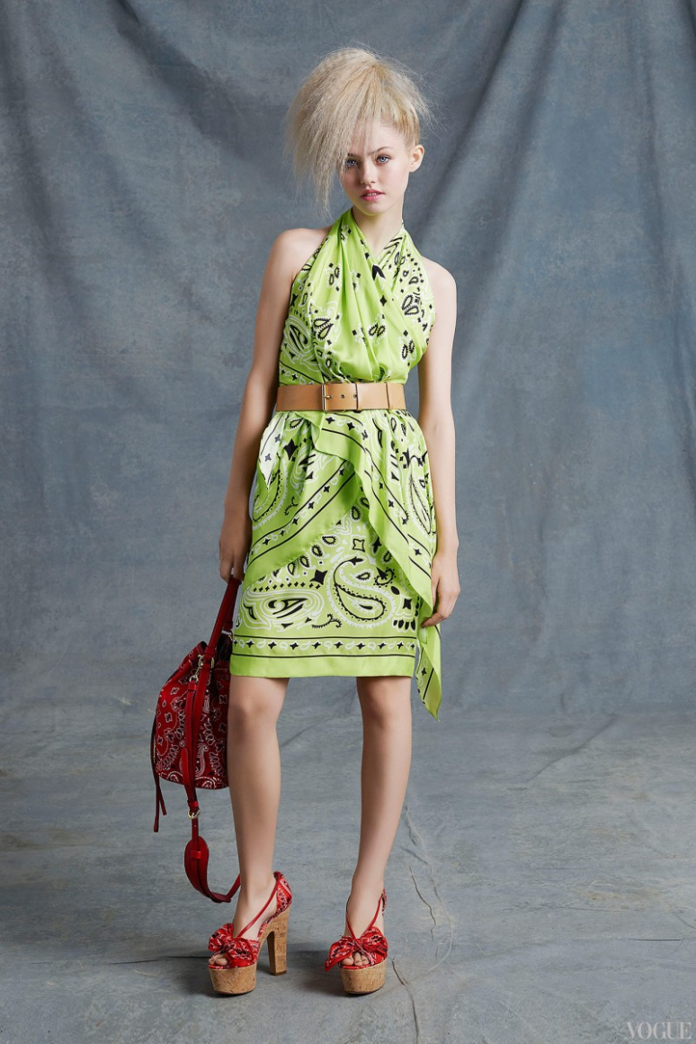 Moschino Resort 2015 #40