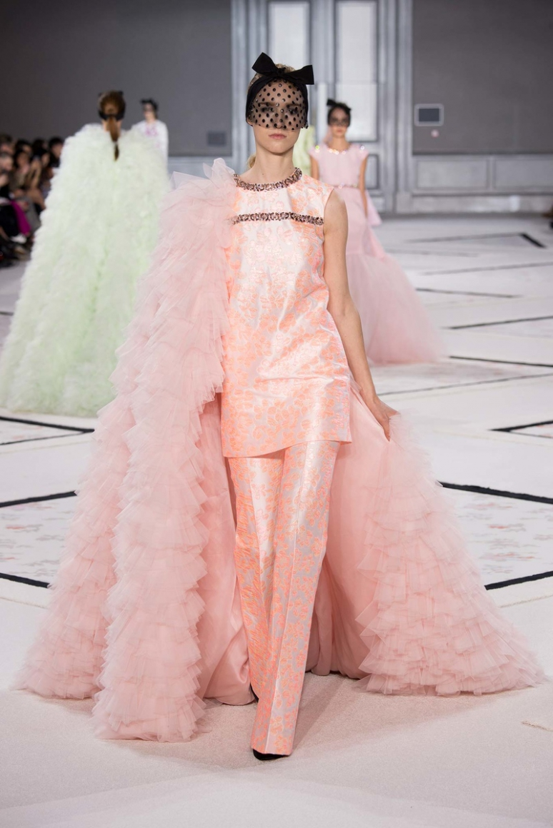 Giambattista Valli Couture весна-лето 2015 #5