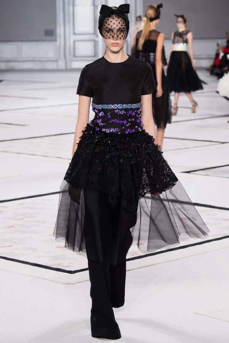 Giambattista Valli Couture весна-лето 2015 #42