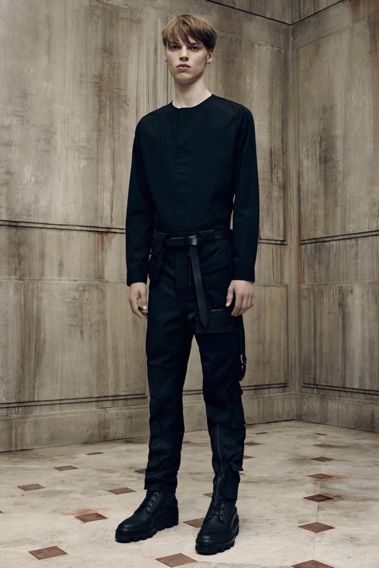 Balenciaga Menswear весна-лето 2016 #15